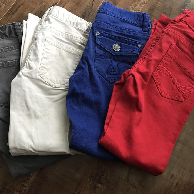 4a2ba783d02 Find more Brand Name Pants Lot for sale at up to 90% off