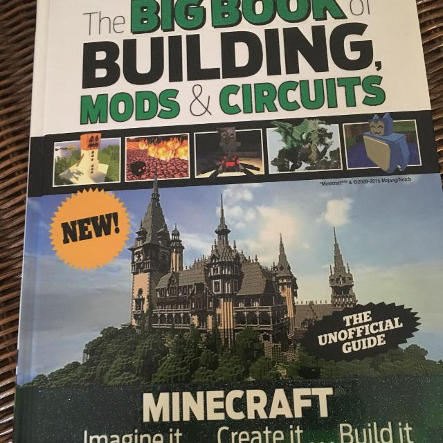 minecraft guide book 2015