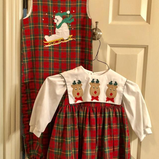 Best Matching Brother And Sister Christmas Outfit for sale in  Hendersonville, Tennessee for 2019 - Best Matching Brother And Sister Christmas Outfit For Sale In
