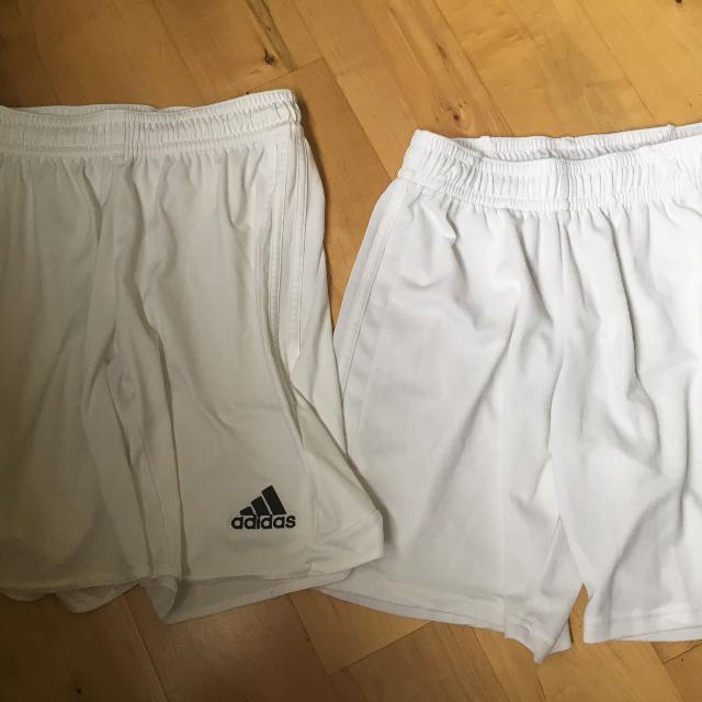 online store f4e63 6a301 2 pairs Adidas climacool/climalite shorts
