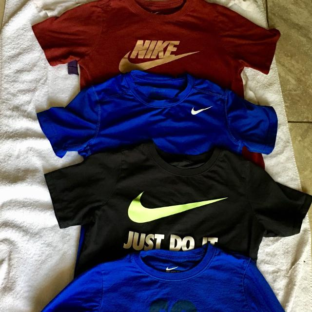 f7f23713 Best 6 Boys Nike Shirts Size M for sale in Hendersonville, Tennessee for  2019