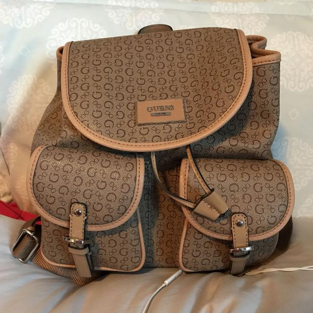 005f4ab63 Best Guess Backpack Purse - On Sale For 40$ for sale in Dollard-Des  Ormeaux, Quebec for 2019