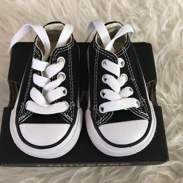 b6c1529c67c Find more Baby Converse- Size 2 for sale at up to 90% off