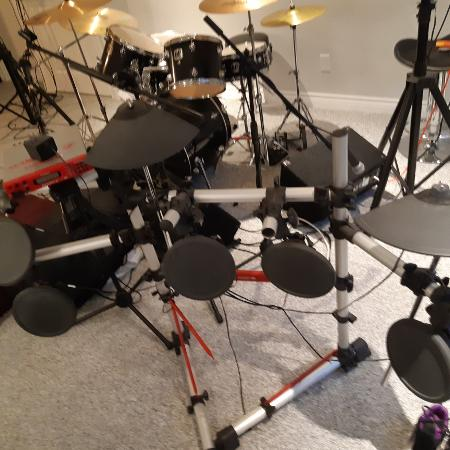 Electronic Drum kit for sale  Canada