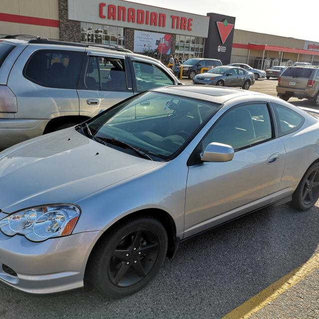 Find More 2003 Acura Rsx I-vtrc Come With Winter Tires For