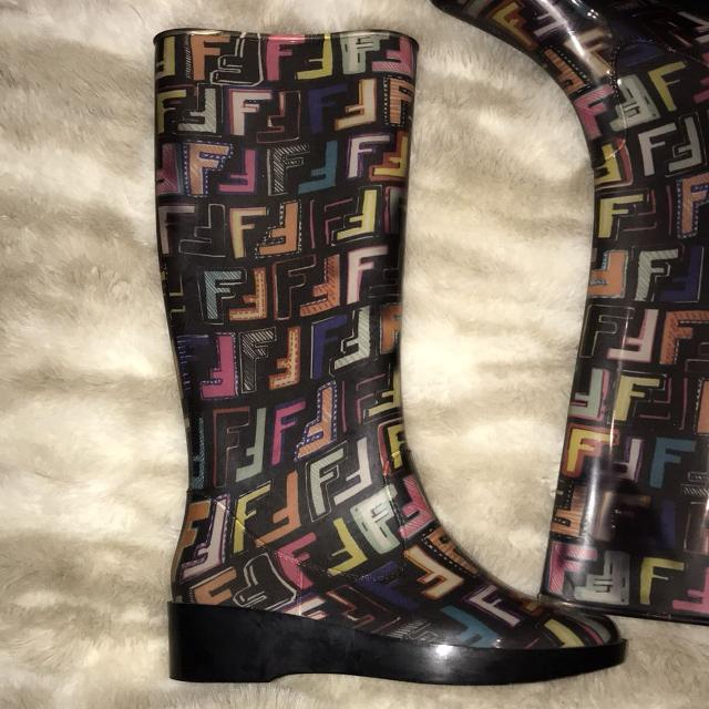 b353cad1d Best Fendi Rainboots for sale in Griffin, Georgia for 2019