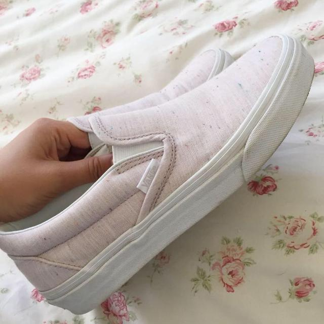 50ffc3c3a6 Find more Light Pink Vans for sale at up to 90% off