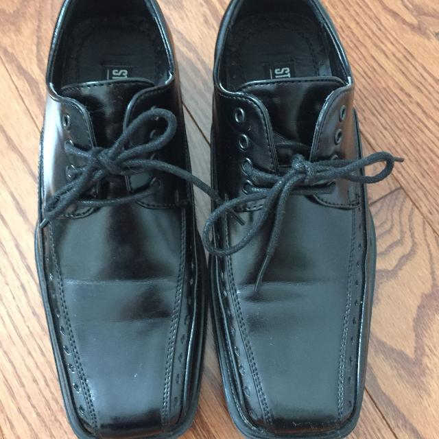 Best Boys Dress Shoes Size 1 Worn Once Euc For Sale In Newmarket
