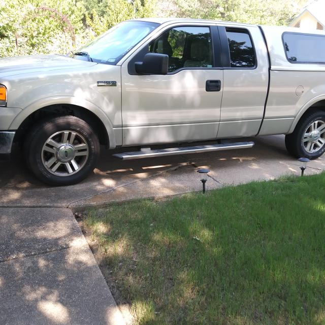 2006 F150 For Sale >> 2006 Ford F150 Lariat Supercab