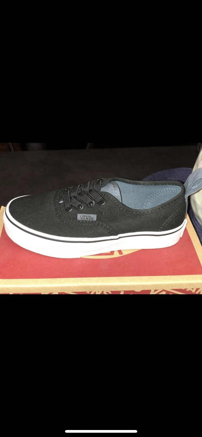ec8660395079 Best Boys Vans Shoes With Elastic Laces for sale in Valleyfield ...