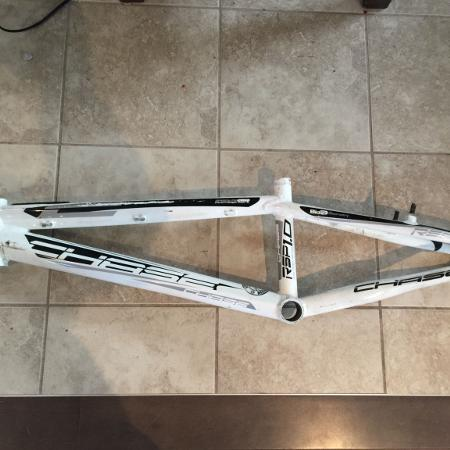Used, Chase bmx race frame size pro for sale  Canada