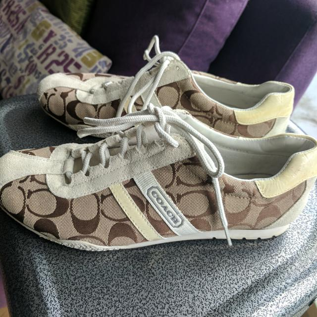 4a9f36551c7 Best Coach Shoes Worn Once. Womens Size 9 for sale in Victoria ...