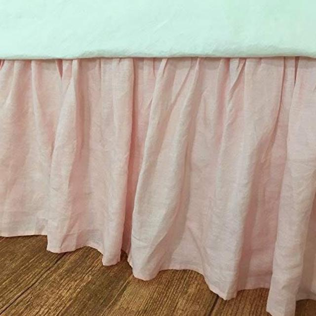 Full Queen Simply Shabby Chic Bedskirt