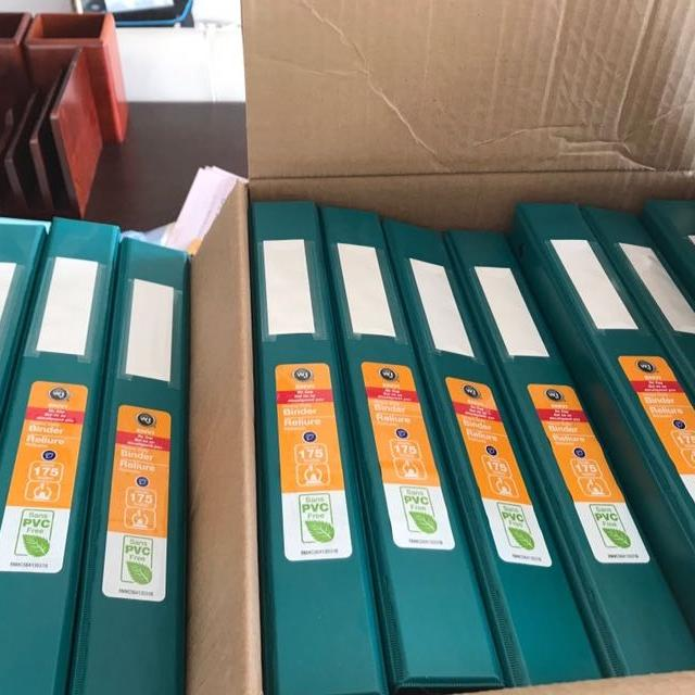 find more 1 inch brand new binders from staples for sale at up to 90