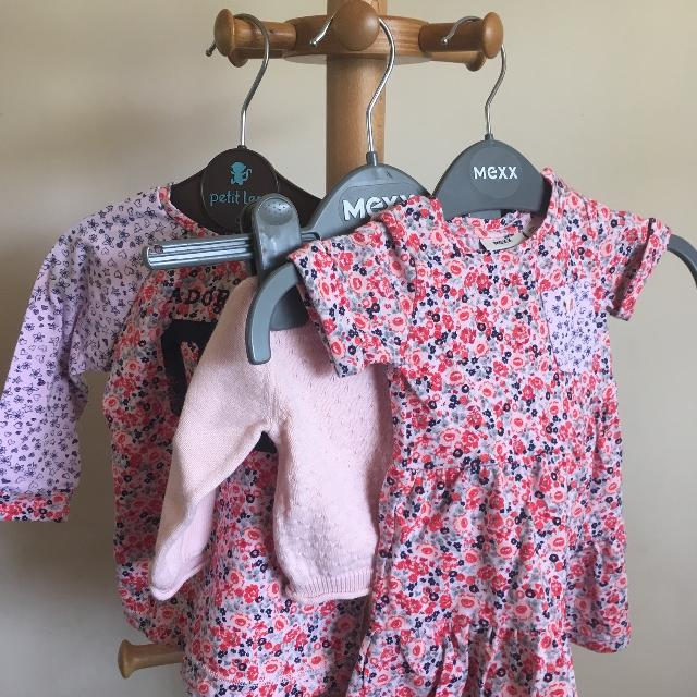 7893c2731 Best 6 Pieces Of Brand New Mexx And H&m Baby Girl Clothes (0-9 Months) for  sale in Calgary, Alberta for 2019