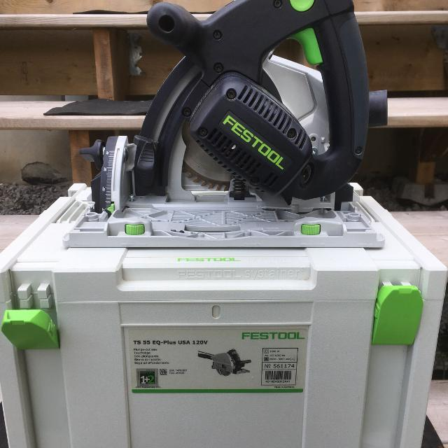 Find More Festool Track Saw Reduced Must Downsize Due To Moving