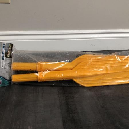 """45"""" (124cm) Plastic oars - never used, used for sale  Canada"""