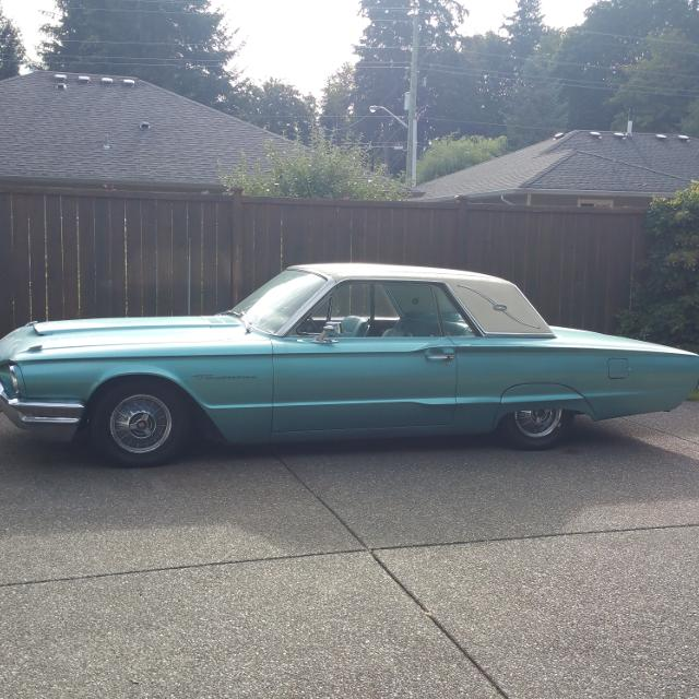 Best 1964 Ford Thunderbird T Bird For Sale In Victoria British