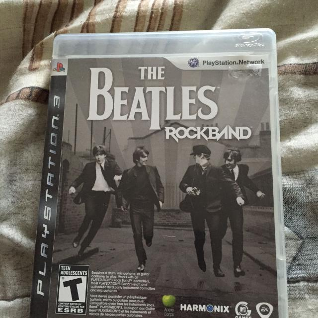 The Beatles Rockband for PS3 for sale