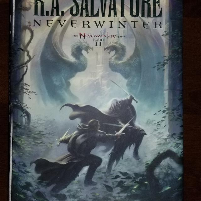 R A  Salvatore Neverwinter Book 2