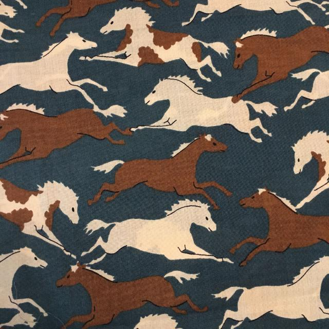 Find More 1 Yard Of Horse Print Fabric For Sale At Up To 90 Off