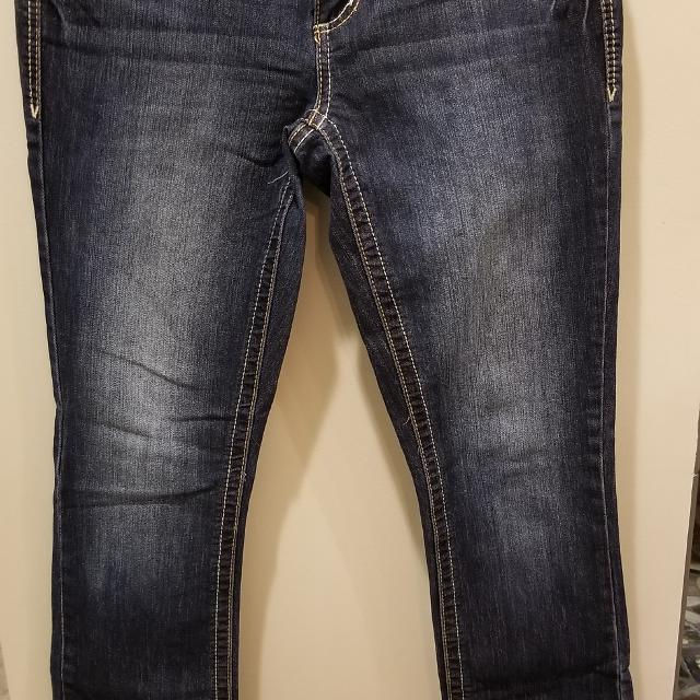 5b3ca20b1041cf Find more Women s Boot Cut Jeans Sz. 3 4 Short for sale at up to 90% off