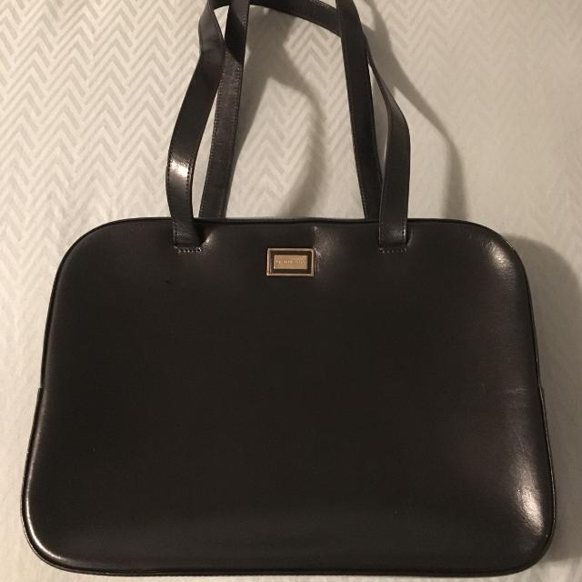 73456b6f0ede Best Authentic Burberry Black Leather Tote Bag for sale in Richmond ...