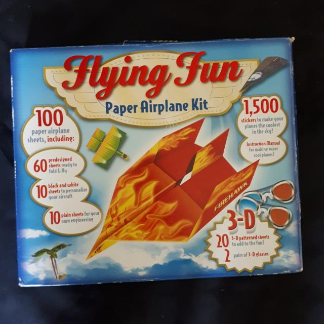 best flying paper airplane kit for sale in hanover ontario for 2018