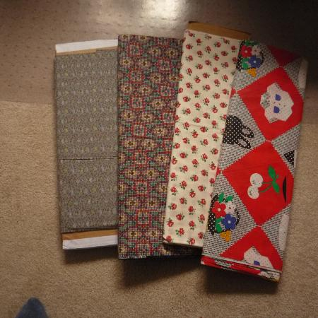Used, NEW COTTON FABRIC (MATERIAL) for sale  Canada