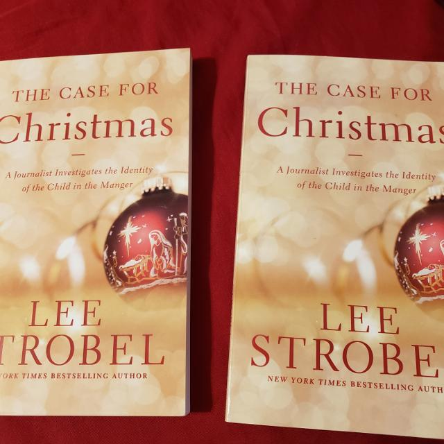 new the case for christmas - The Case For Christmas