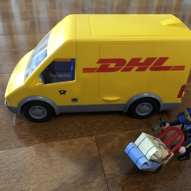 Best Play Mobil 4401 Dhl Delivery Van For Sale In Keswick Ontario