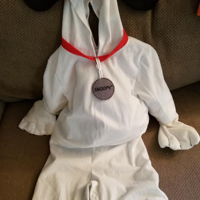 ffa62e40c5 Best 2t Snoopy Costume for sale in Byron