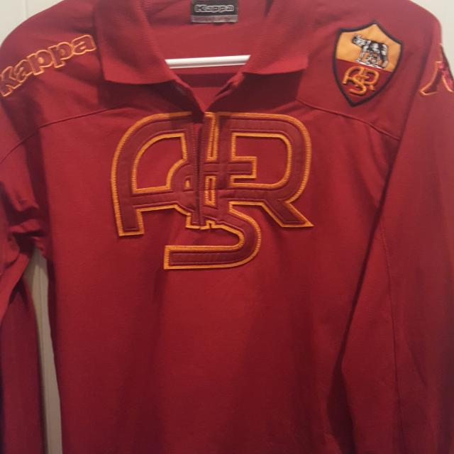 super popular b6a56 dc363 revised price. Kappa Long sleeve Roma shirt. Never worn but no tags.