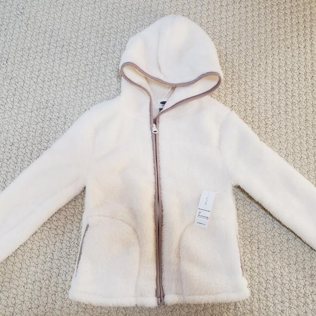 1f99ac196 Find more Bnwt Old Navy Toddler Girl Fleece Jacket for sale at up to ...