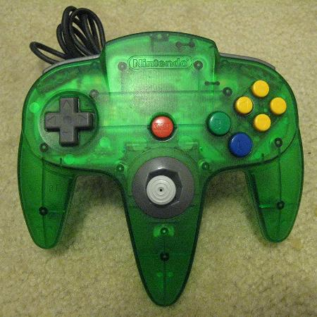 Jungle Green or Ice Blue controller, used for sale  Canada