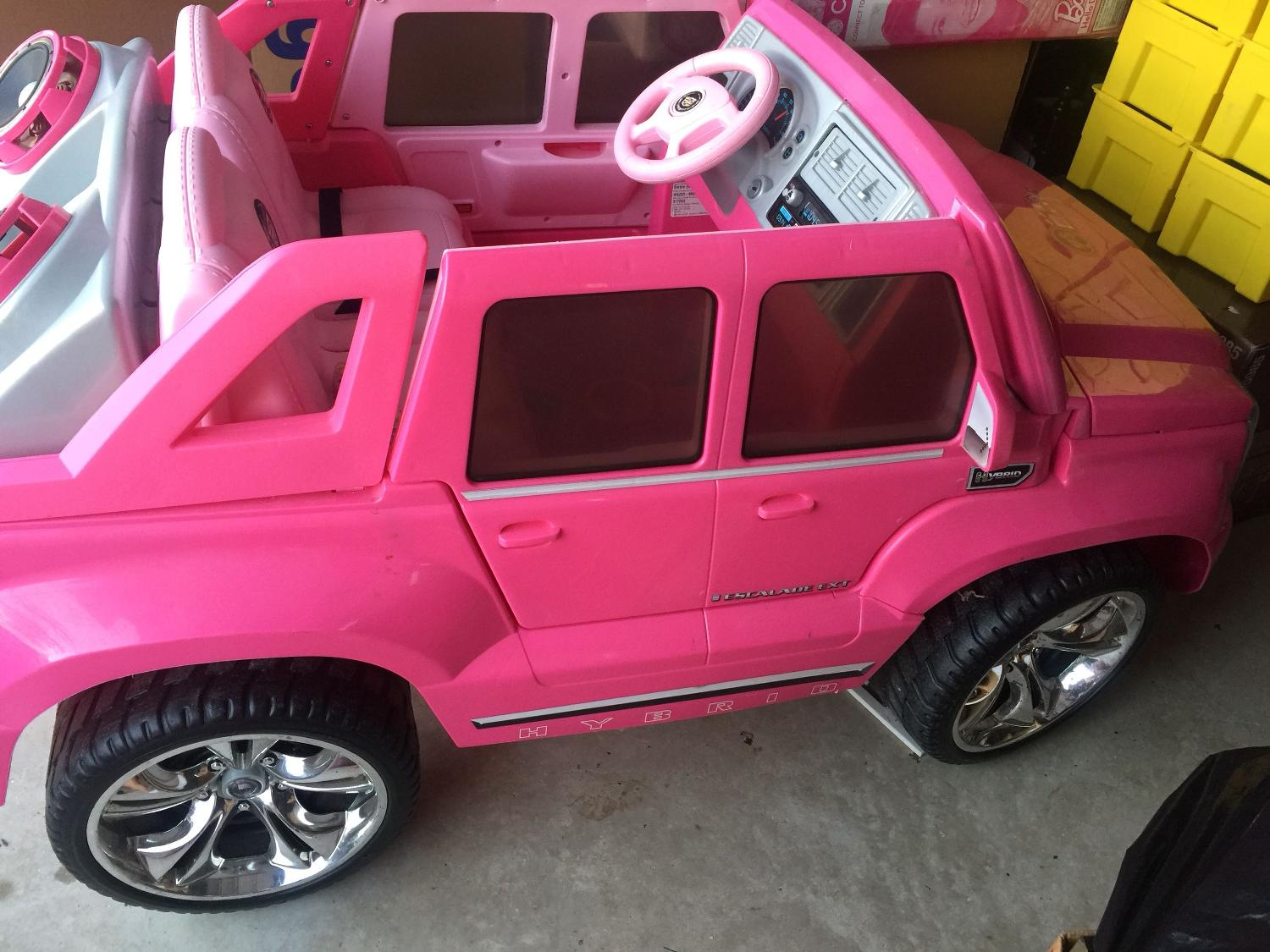 best pink kids escalade for sale in new braunfels texas for 2020 pink kids escalade