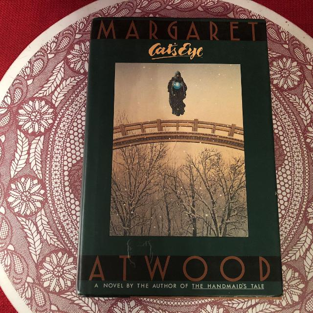 Best Margaret Atwood Cats Eye Hard Cover Free With Any Purchase