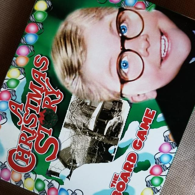 a christmas story the board trivia game