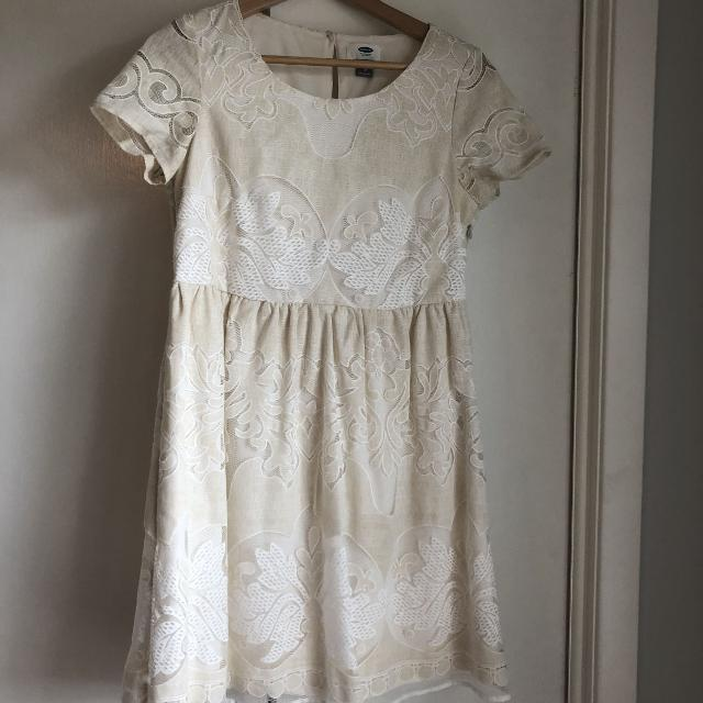Best Cream Lace Cocktail Dress For Sale In Austin Texas For 2018