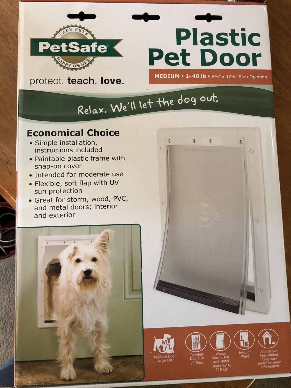 Best Medium Dog Door For Sale In Piatt County Illinois For 2019