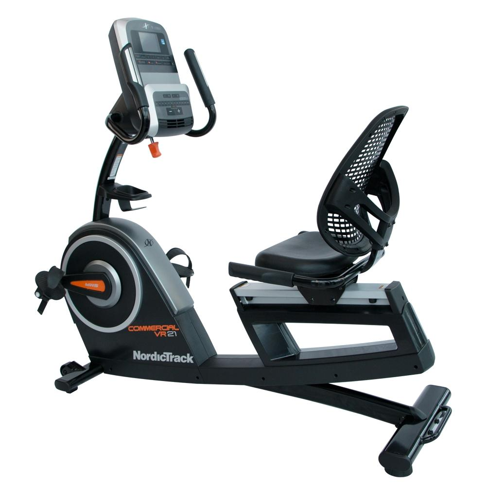 Best Brand New Nordictrack Vr21 Recumbent Exercise Bike