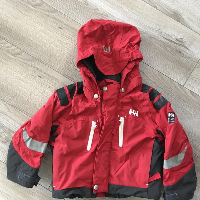 5fea676fe Find more Helly Hansen Toddler Winter Jacket - 12-18 Months for sale ...