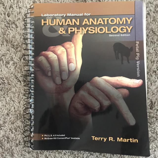 Best Lab Manual For Human Anatomy & Physiology for sale in Port ...