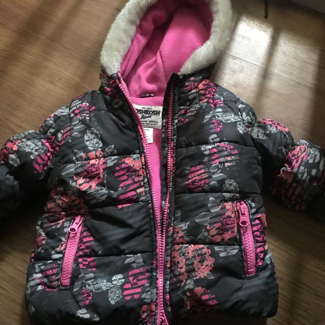 1fa8b9b0a Best Oshkosh - 18 Months - Winter Jacket for sale in Quinte West ...
