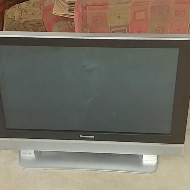 Panasonic flat screen plasma tv