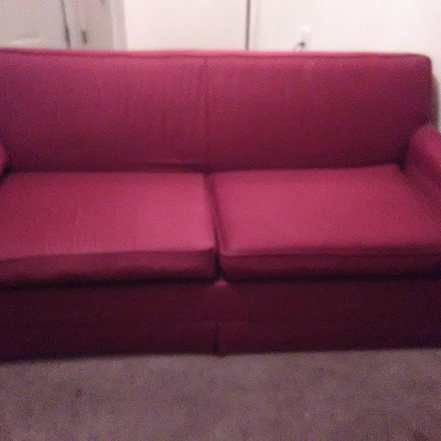 Full Size Hide Away Bed Couch