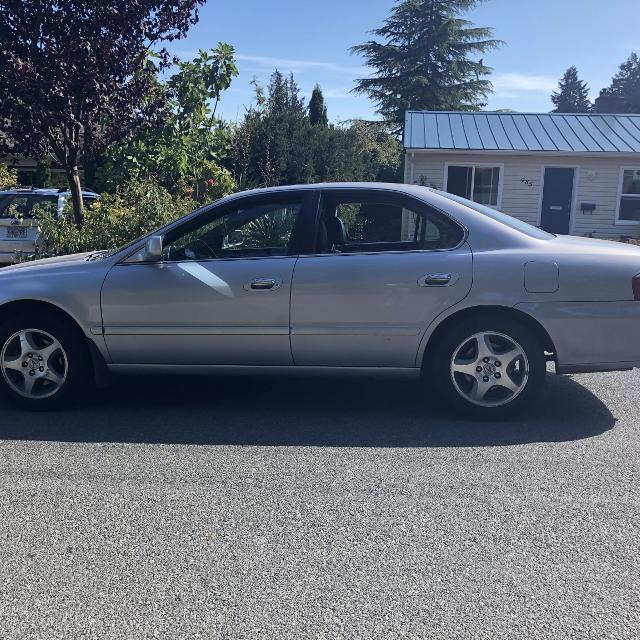 Best 2003 Acura 3.2 Tl For Sale In Victoria, British