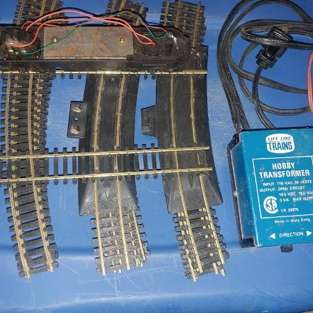 Used, Hobby Train transformers n Trac. for sale  Canada