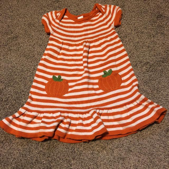 b61cbc708a3 Find more Gymboree Pumpkin Sweater Dress for sale at up to 90% off