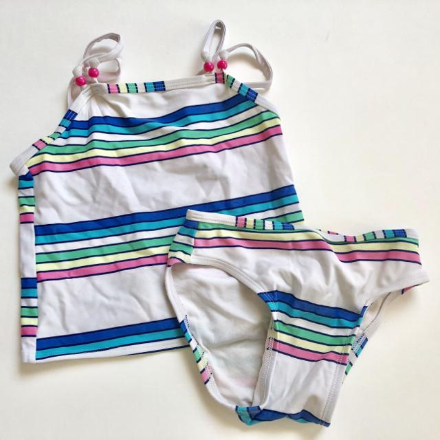 0ad62b0ecbcd0 Find more Toddler Girls Old Navy Tankini Swim Suit - Sz 3t for sale ...